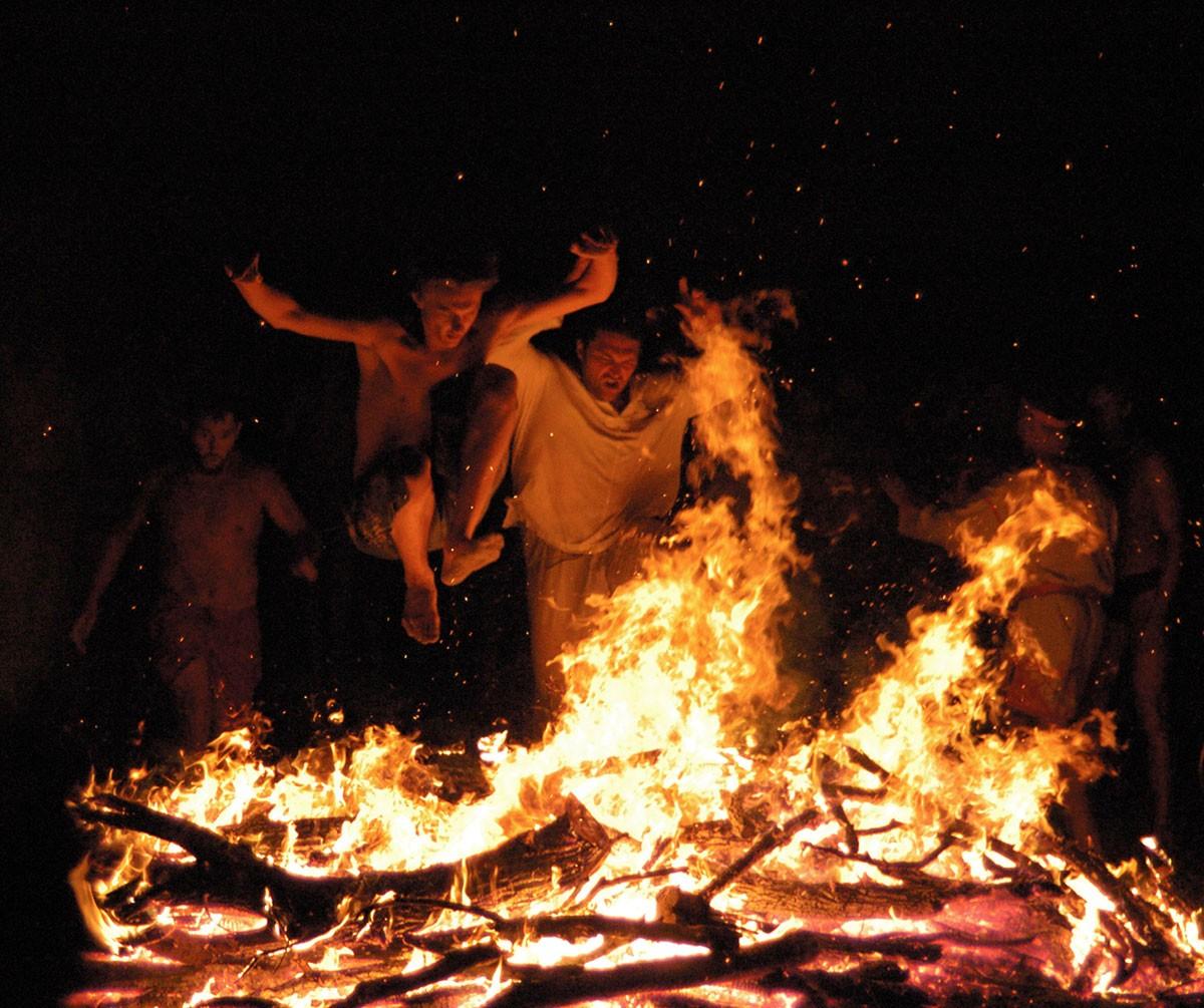 7 июля — праздник Ивана Купалы