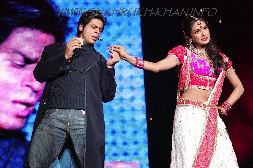 Shah Rukh Khan - Der Bollywoodstar auf Temptation Tour