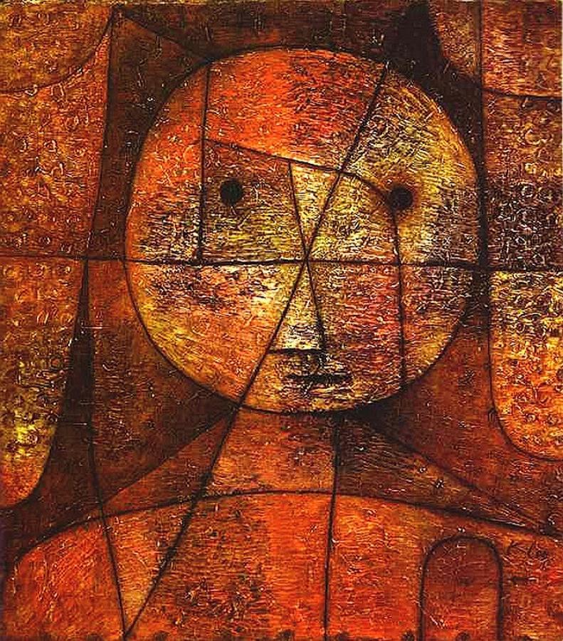 Drawn One 1935, Paul Klee(1879 -1940) Отмеченный, 1935