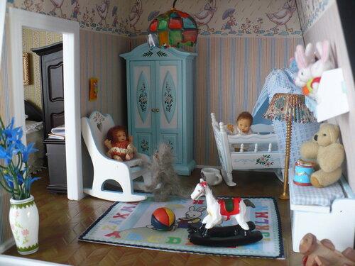 Люстра для кукольных домиков своими руками
