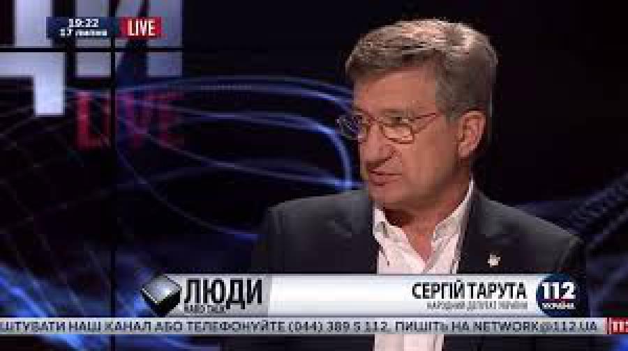 """""""Крым никогда не был российским"""": Иво Бобул об аннексии піострова"""