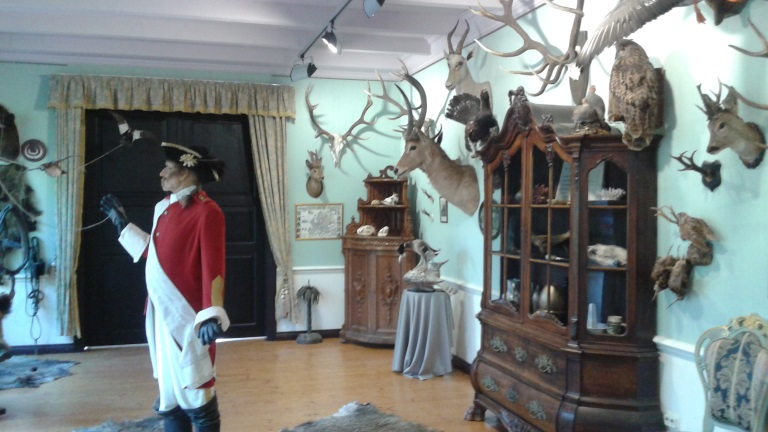 музей Мюнхгаузена в Латвии