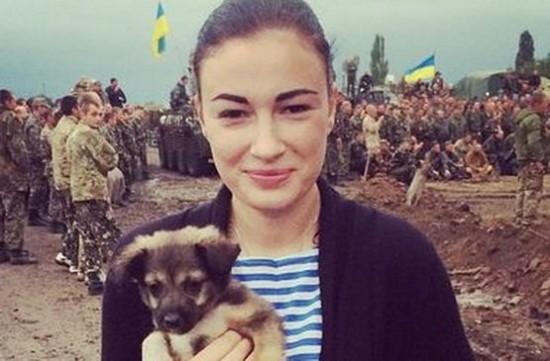 Анастасия Приходько сравнила Валерию и Пригожина с монстрами
