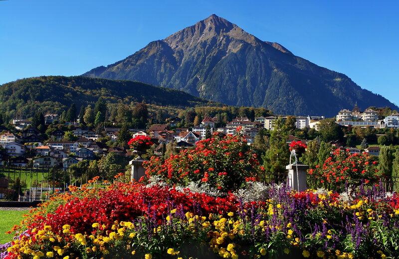 BERGE- Швейцарские Альпы!Величие и красота