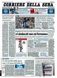 Журнал Il Corriere della Sera (04.05.2014)