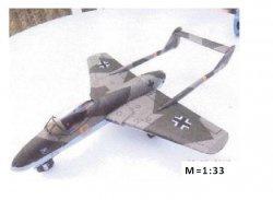 Журнал Focke-Wulf P VII Flitzer