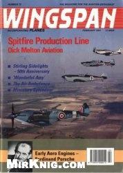 Книга Wingspan February 1991