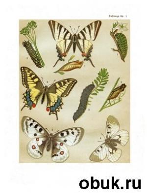 Книга Аксаков С.Т. - Бабочки
