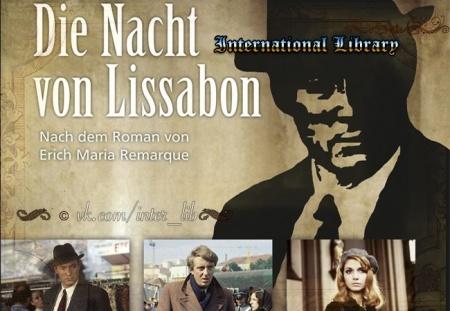 Книга Die Nacht von Lissabon