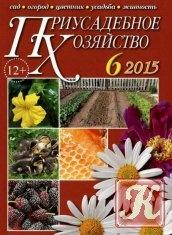 Книга Приусадебное хозяйство № 6 июнь 2015 + приложения