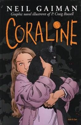 Книга « Coraline »