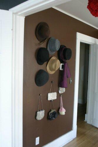 Декорирование шляпами