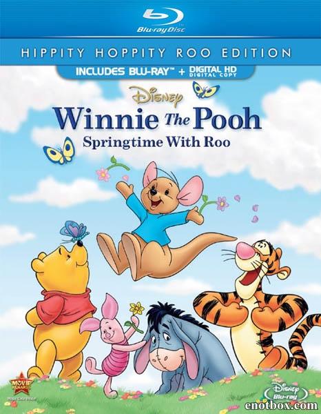 Винни Пух: Весенние денёчки с малышом Ру / Winnie the Pooh: Springtime with Roo (2004/BDRip/HDRip)