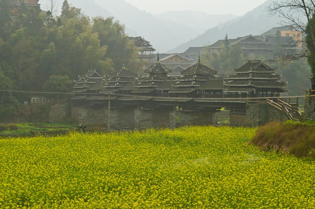 19. Прощание с деревней Ma'an, что в районе Chengyang. Отзывы туристов о путешествии по Китаю.