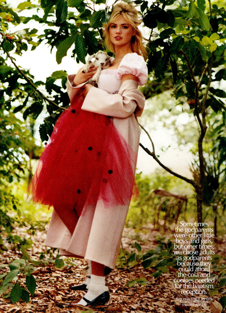 -Возрождение- Кейт Аптон / Kate Upton - CR Fashion Book FW 2012