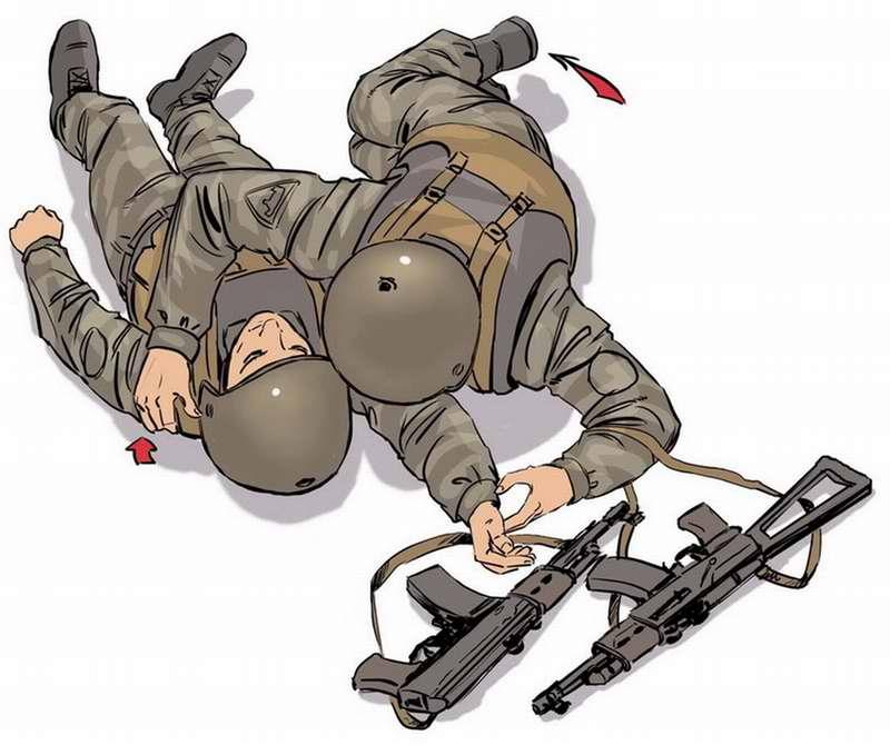 Оказание первой медицинской помощи в условиях боевых действий