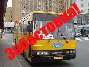 Приморье: автотранспортники начинают забастовку