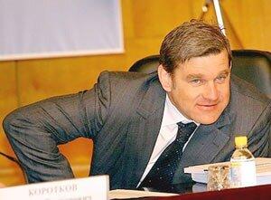 Дарькин переложил ответственность на народ
