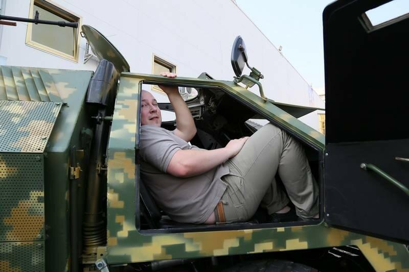 """ИГИЛ захватил в Пальмире российскую бронетехнику, включая БПМ-97 """"Выстрел"""" - Цензор.НЕТ 2689"""