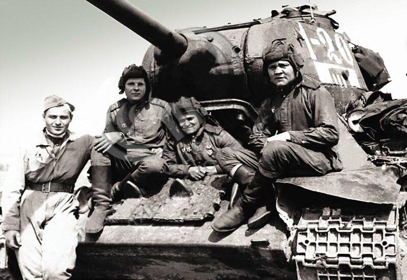 Об Уральском добровольческом танковом корпусе