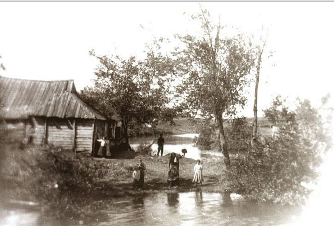 На реке Пурсовке