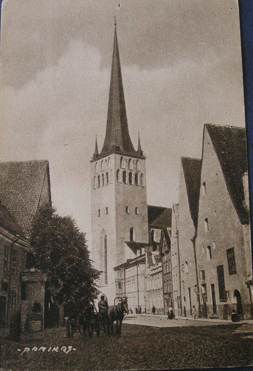 Церковь Святого Олафа