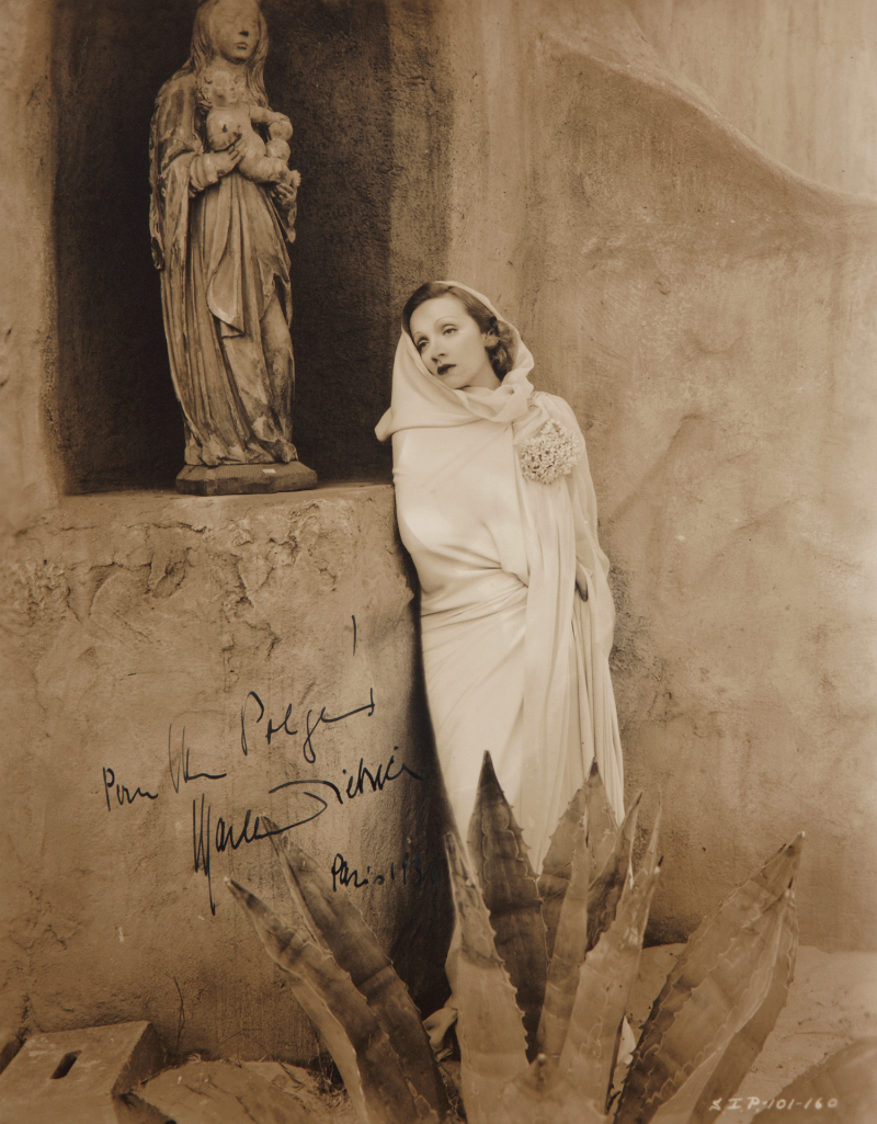 1936. Марлен Дитрих