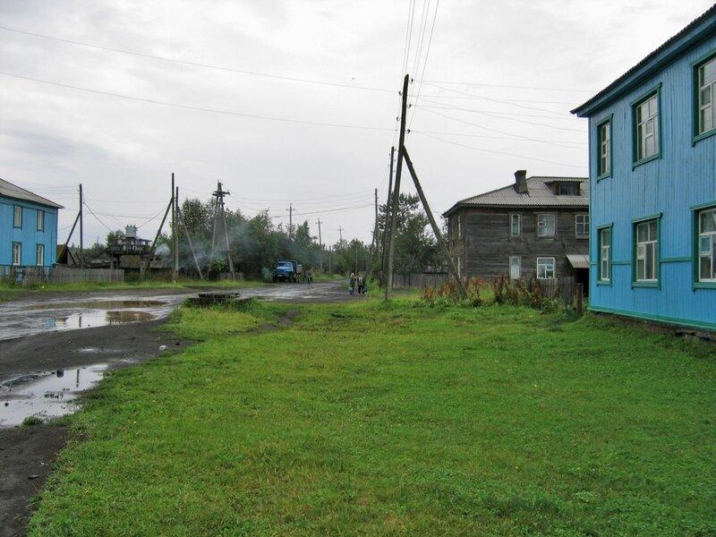 Козыревск, Камчатка
