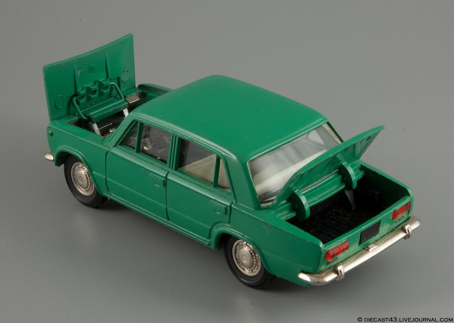 """ВАЗ-2101 """"Жигули"""" модель А9 Саратов"""