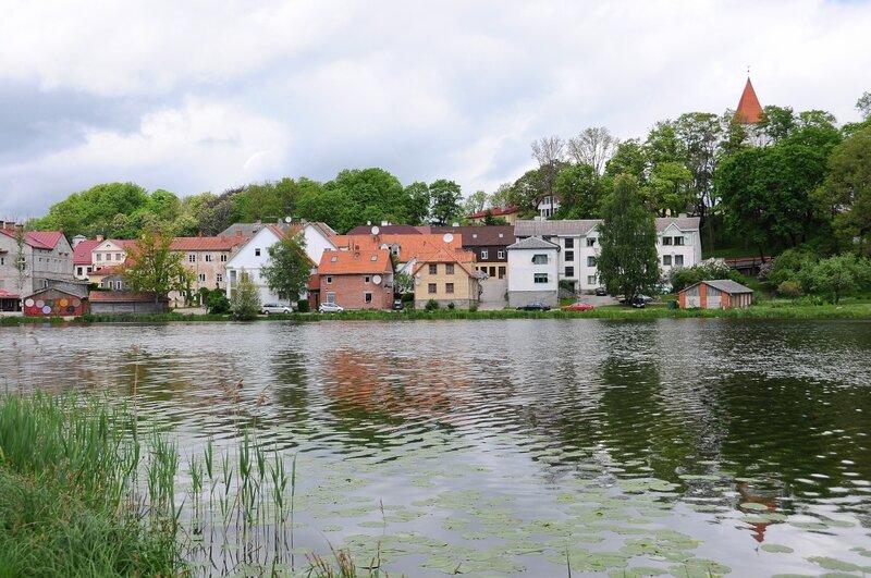Латвия. Талси