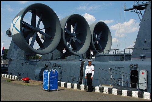 Международный военно-морской салон IMDS 2011