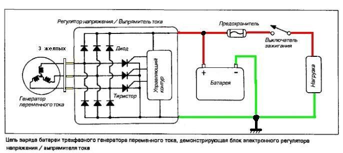 Схема 3 фазного регулятора фото 86