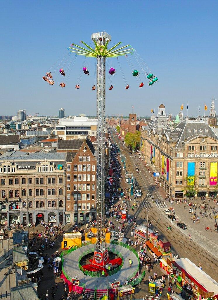 Амстердамский музей восковых фигур