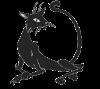 """Схема вышивки  """"Черный кот 2 """": таблица цветов."""