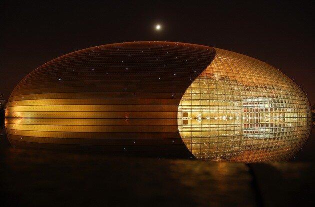 Национальный театр Китая (Beijing National Grand Theater)