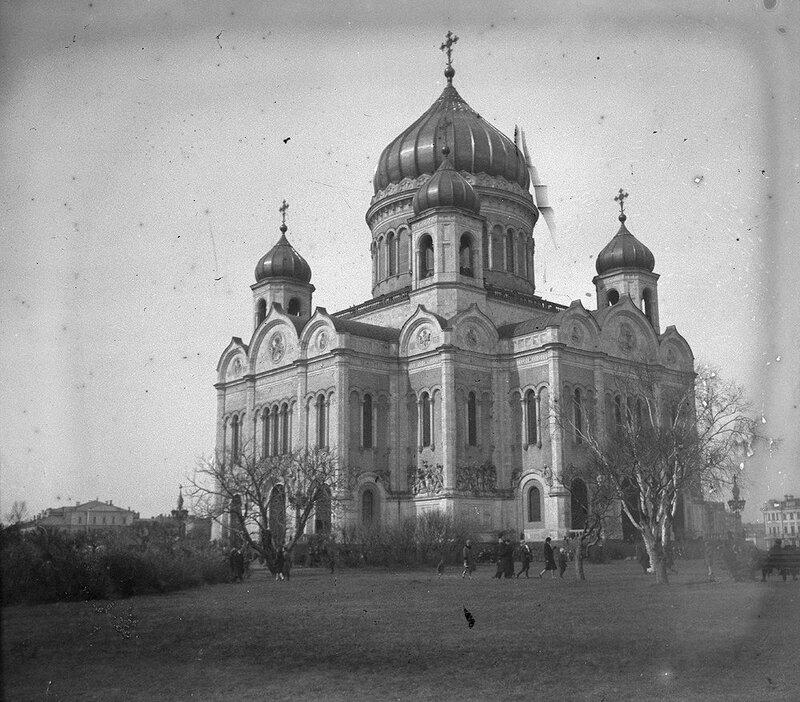 Храм Христа Спасителя, СССР
