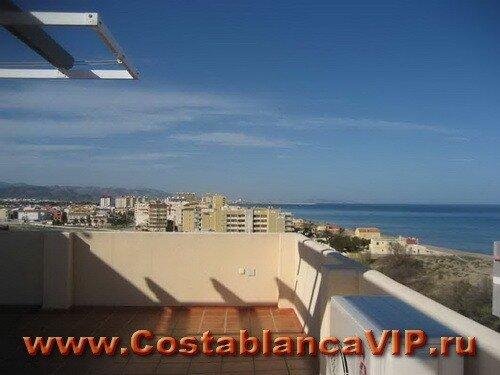 Апартаменты в Piles, апартаменты в Пилес, апартаменты в Испании, квартира в Испании, квартира на пляже, апартаменты на пляже, Коста Бланка, CostablancaVIP