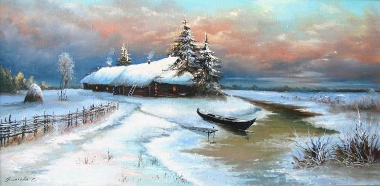 художник Грохотова Светлана Алексеевна.