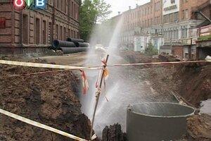 Во Владивостоке произошла авария на водоводе