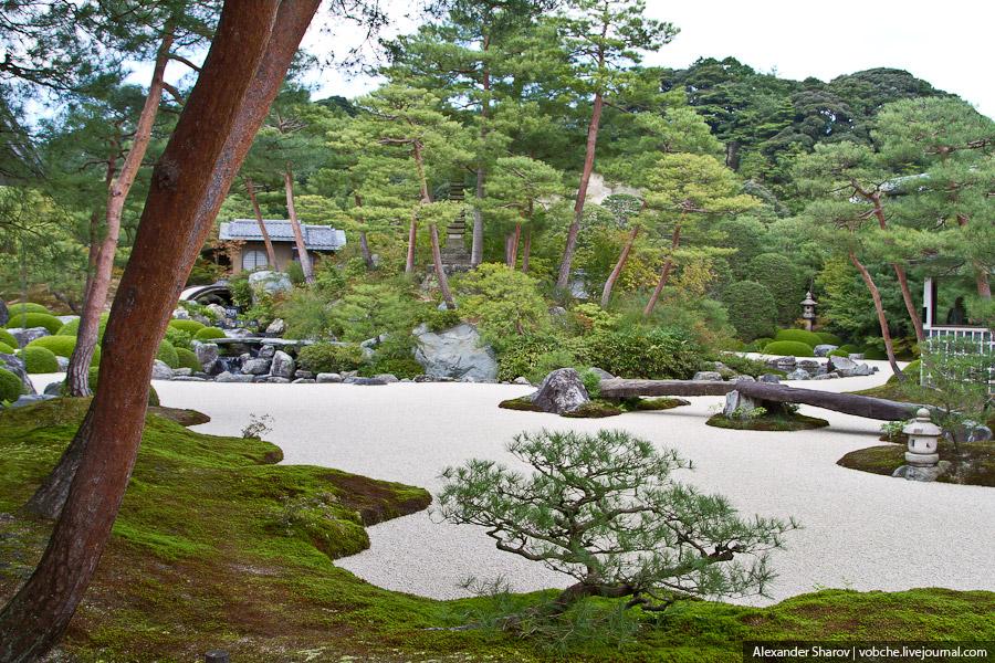 Японский сад ADACHI