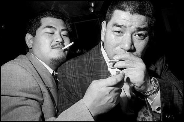 Bruce Gilden Japan. 1998