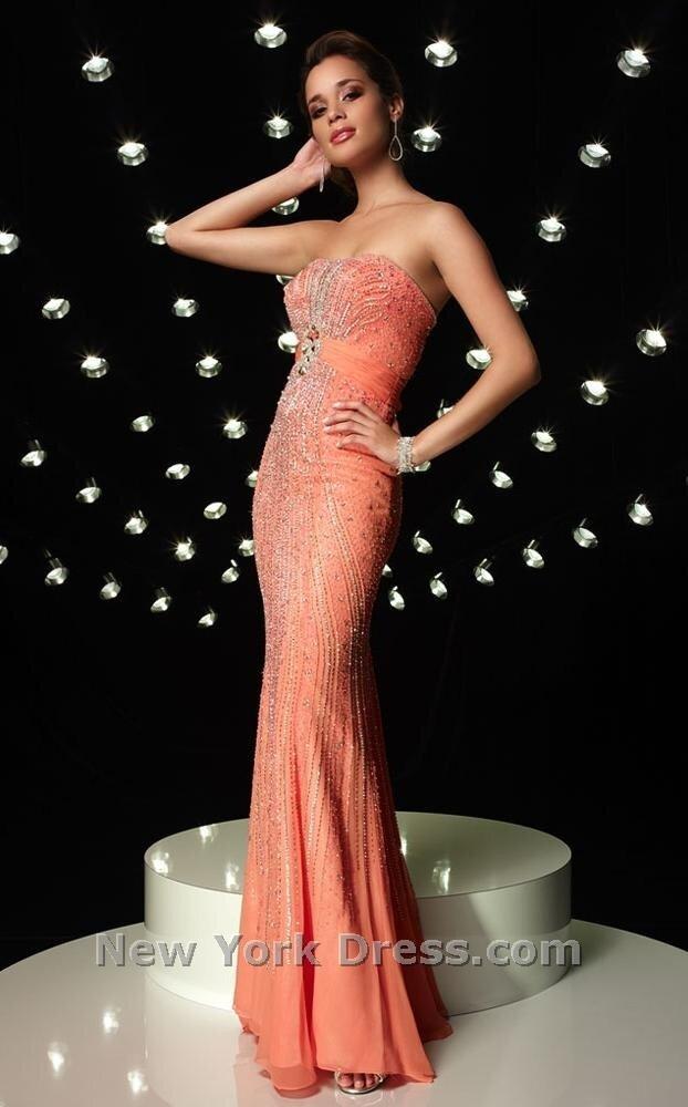 Оригинал записи и комментарии на.  Дизайнерские платья - Alyce Prom 2011.