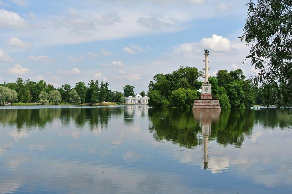 Зеркало Большого озера