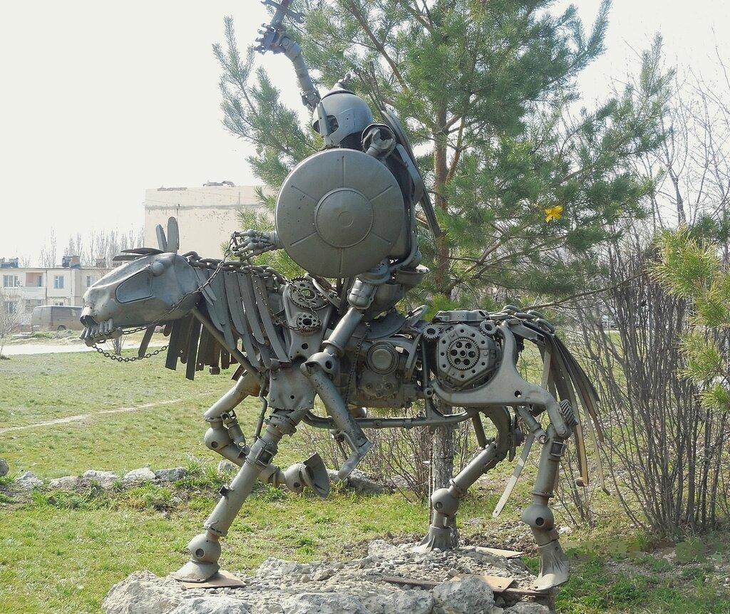 Музей боевой славы военного водителя.