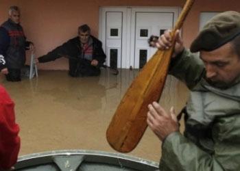 В результате наводнения на Балканах погибли 44 человека