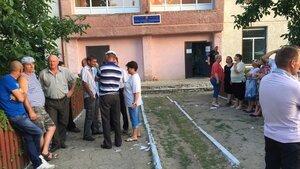 Разгромлен один из избирательных участков в Молдове