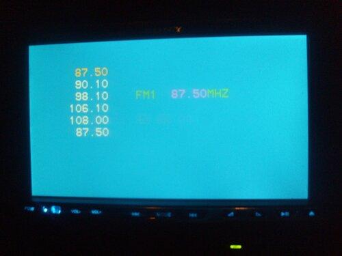 с китайской SONY DVX-8618