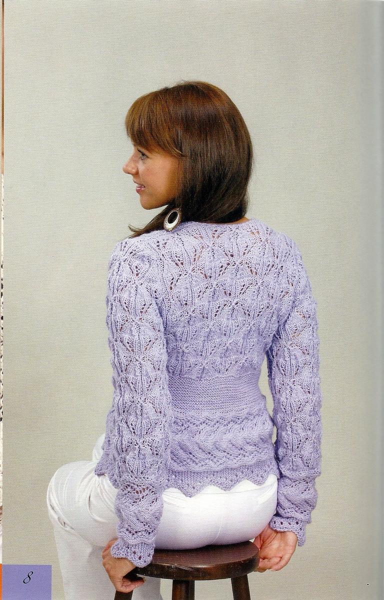 Knitting And Crochet Fashion For Women