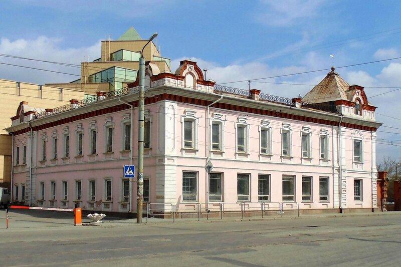 Жилой дом Шиховых (Покровских)