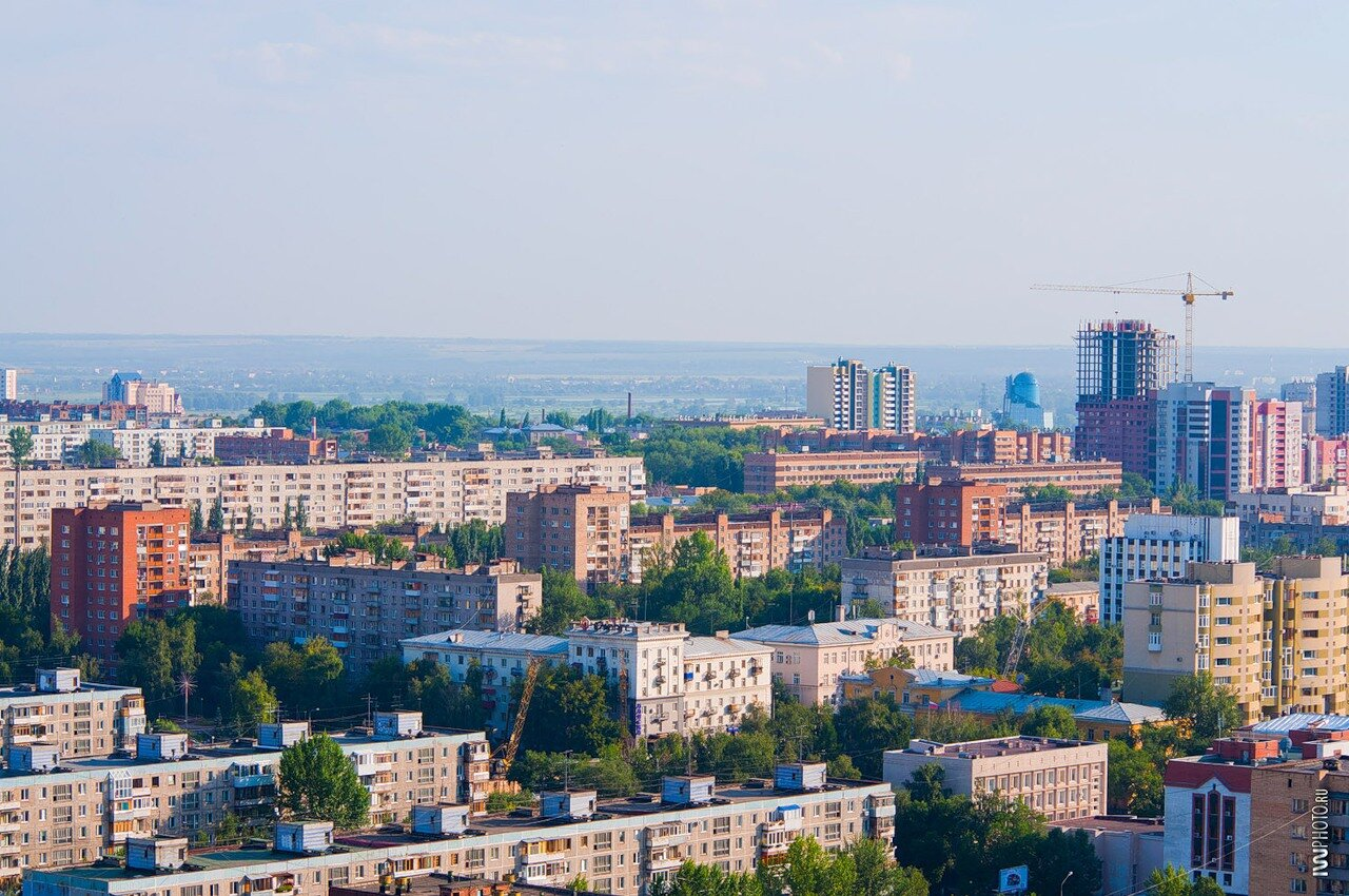 Самара, Лененский район